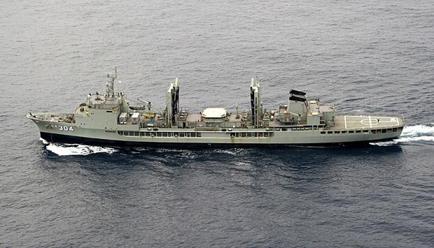 Cina Hadang 3 Kapal Perang Australia di Laut Cina Selatan