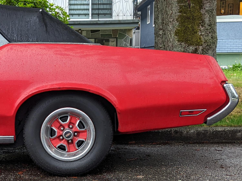 1972 Oldsmobile Cutlass Convertible 07