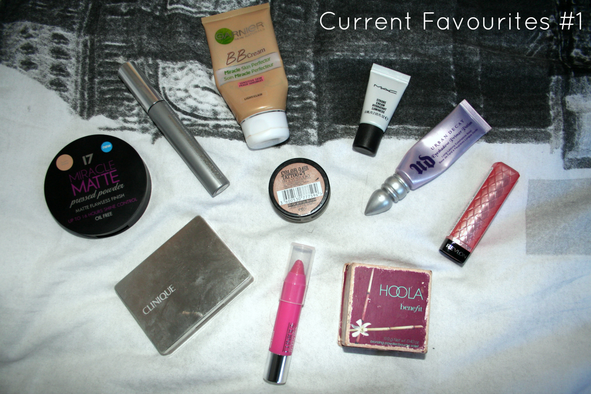 Current Favourites New Girl on the Blog