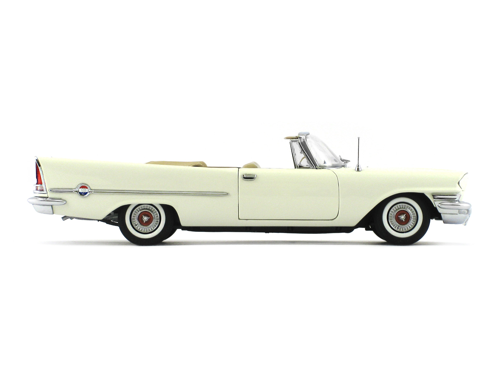 1957 chrysler 300 convertible danbury mint for The danbury