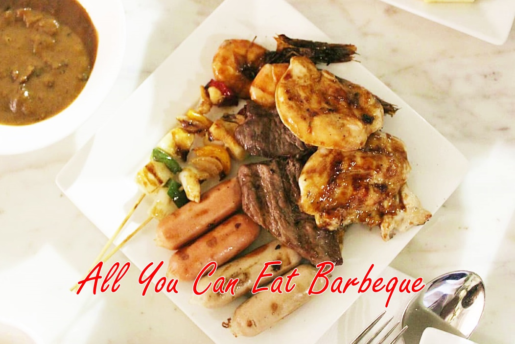 Lezatnya All You Can Eat Barbeque di Hotel Savoy Homann Bandung