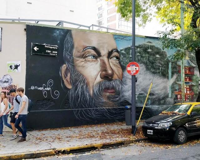Graffiti y Street Art en Buenos Aires - Mapa Guía 2018