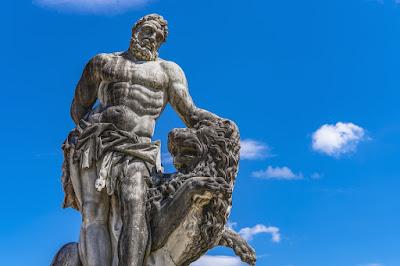 Όταν ο Ηρακλής πέρασε από το Πάγγαιο