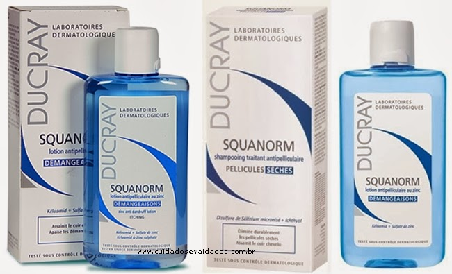 Squanorm Ducray