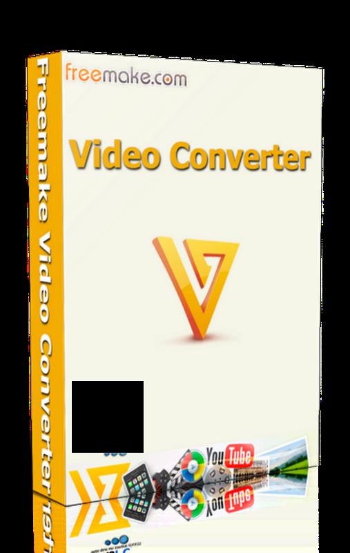 TÉLÉCHARGER FREEMAKE VIDEO CONVERTER 4.1.6