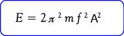 Rumus besarny energi gelombang bunyi