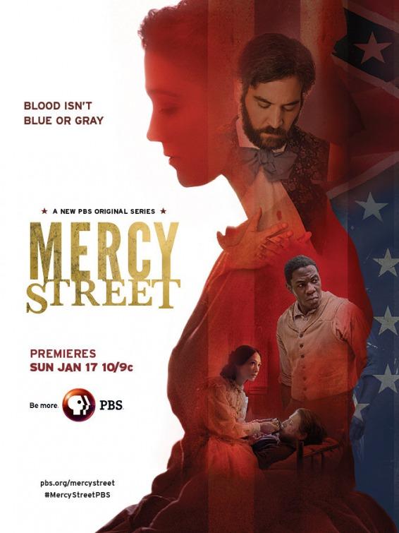 Mercy Street TV poster