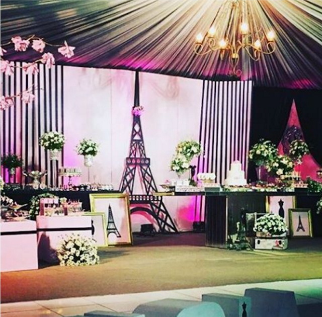 Ideas de decoraciones para quinceaneras tema paris ideas - Decoraciones de bares ...