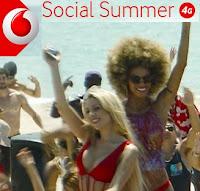 Tariffa Vodafone Social Summer: quanto costa e cosa offre