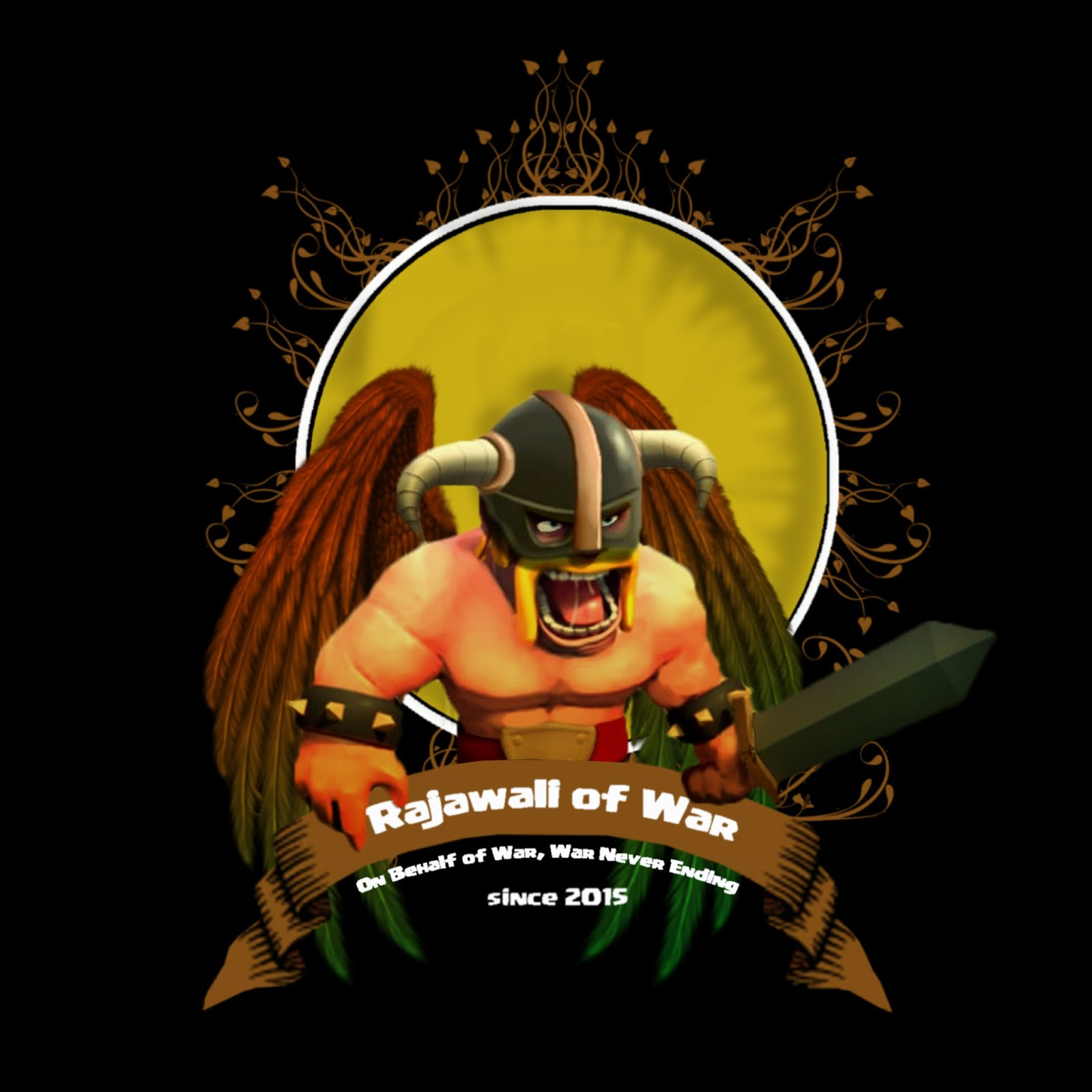 Rajawali Of War Clan Rajawali Of War Clan On Behalf Of War Clan