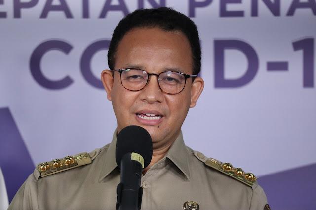 Anies Baswedan Ungkapkan, 2 Pekan Terakhir Sebagai Penentuan Pembatasan Sosial di DKI Jakarta