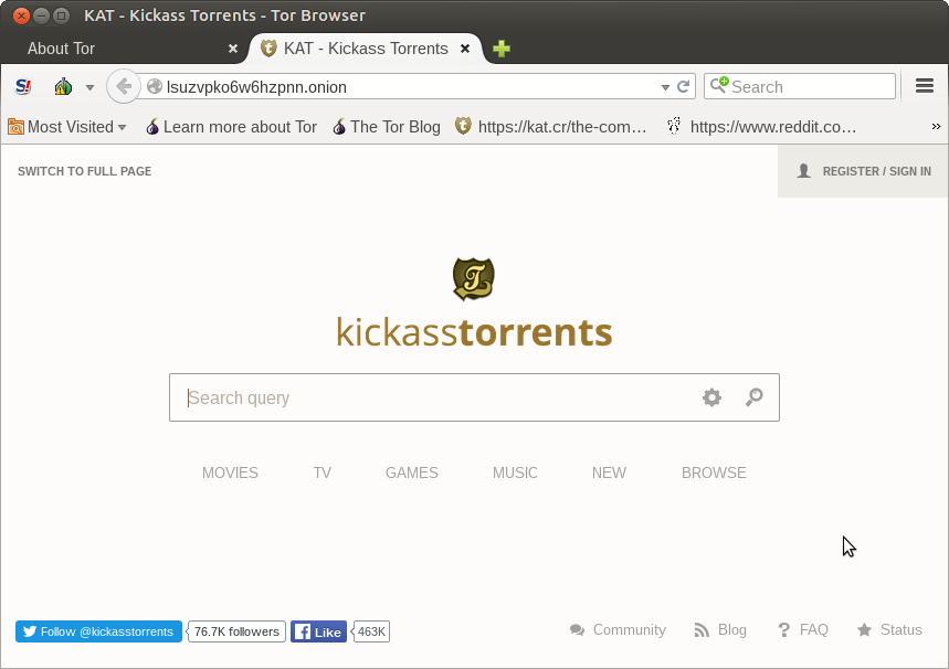 How to unblock Kickass Torrents