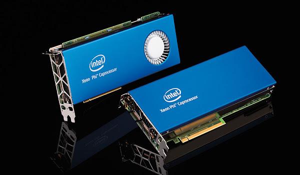 72 Çekirdekli İşlemci, Intel Xeon Phi Karşınızda