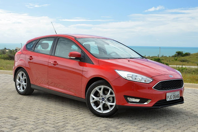 Ford Focus Powershift 2017