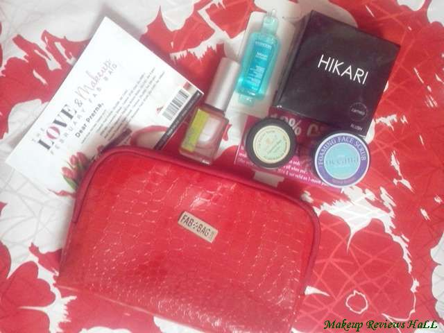 Fab Bag February 2016 Review