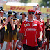F1: Räikkönen retenido por Ferrari para 2018