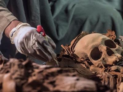 Mumi Ditemukan di Makam Luxor Yang Belum Dijelajahi