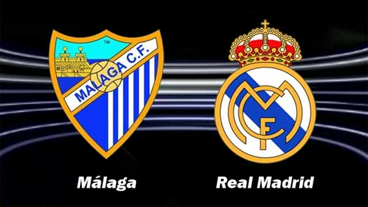 Malaga Vs Real Madrid Live
