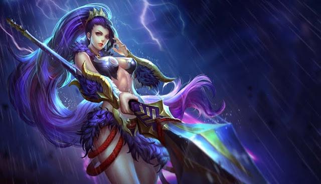 Dalam game yang dikenal dengan inisial HE Tutorial games: 5 Karakter Heroes Evolved Wanita Terkuat