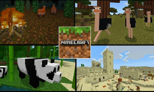 Everything For MCPE : Skyfactory mod for minecraft pe