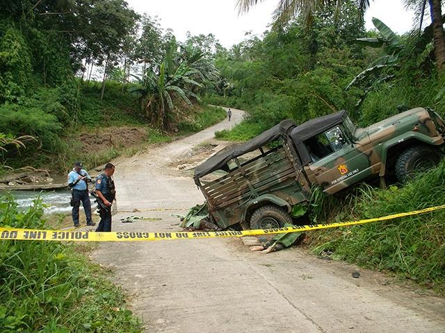 The Philippines Should Immediately Consider Acquiring MRAP Vehicles