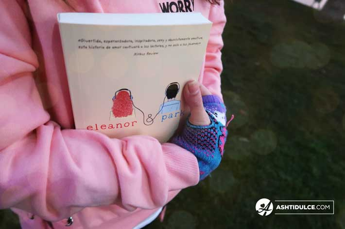 Frases de Eleanor y Park