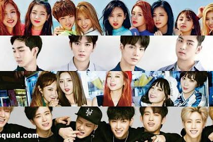 [Confirmed] Deretan Line up Idol yang Comeback & Debut di Bulan Oktober!