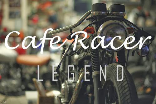 """Cefe Racer ლეგენდა """"როკ ენ როლზე"""""""