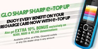 Glo E-top-up