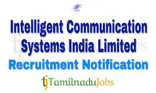 ICSIL Recruitment notification of 2018, govt jobs for 10th pass,