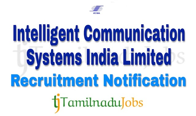 ICSIL Recruitment notification of 2018 - for Peon, Attendant and Various - 207 post