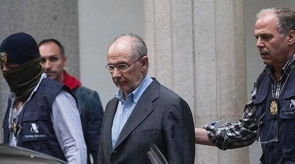 Acusan a exdirector del FMI Rodrigo Rato de fraude fiscal