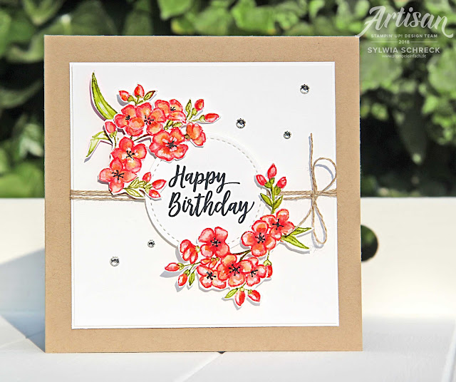 Southern Serenade - Stampin up