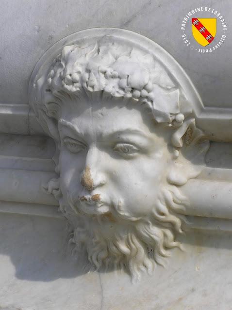 TOUL (54) - Fontaine Curel (1893-94)