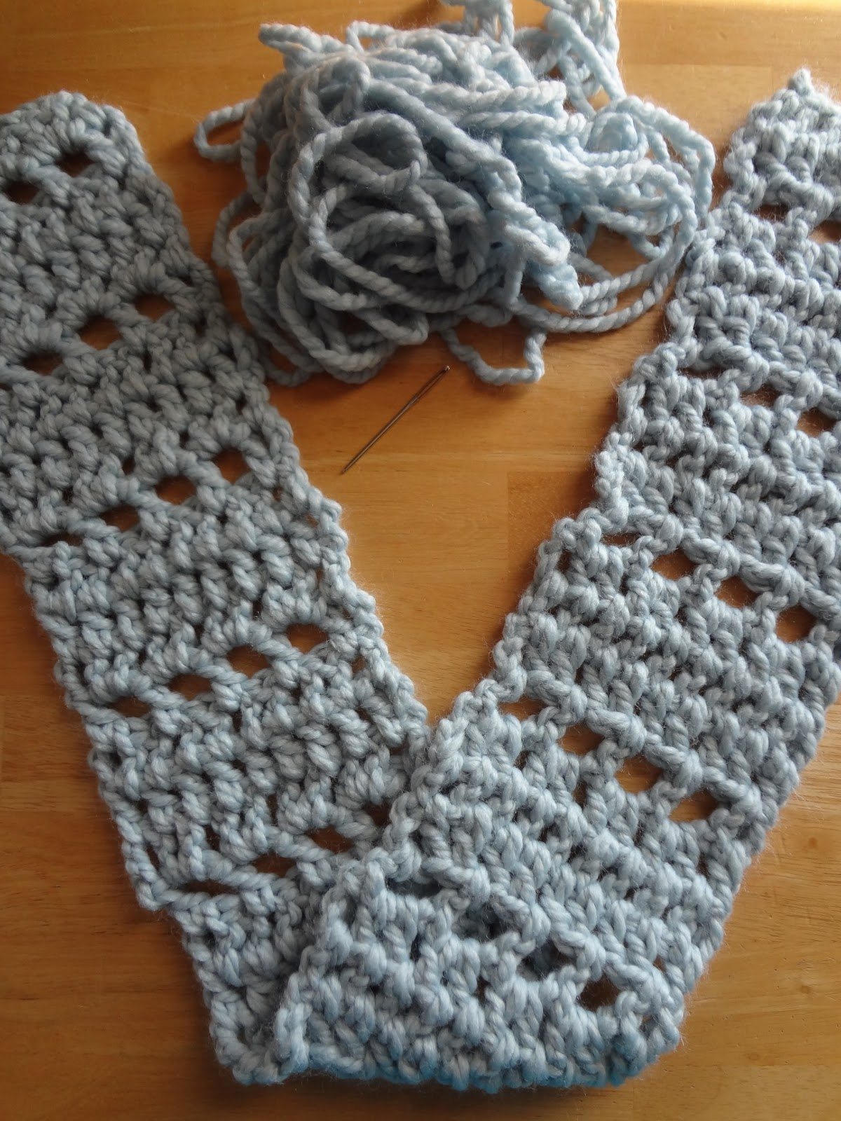 Fiber Flux: Mobius How To...add a fun twist to any scarf or cowl