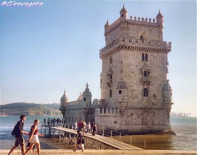 torre belem lisbona