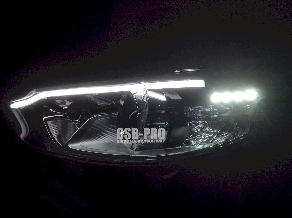 Function Linklight Led Lichtleiste 7 5w Csb Pro Autolight Trading All New Mazda 6 With 2 8 Quot Pj5
