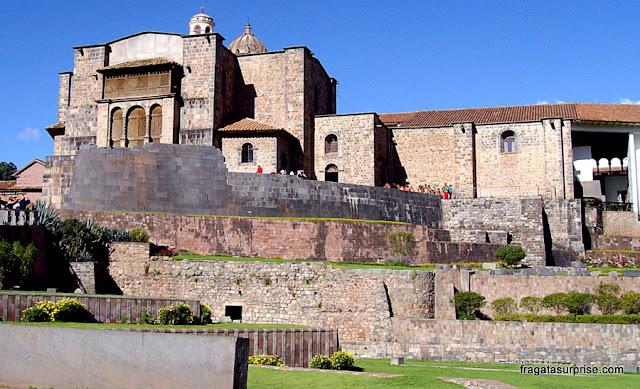 Qorikancha - Templo do Sol - Cusco - Peru