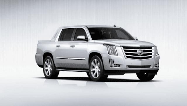 Cadillac Escalade EXT details