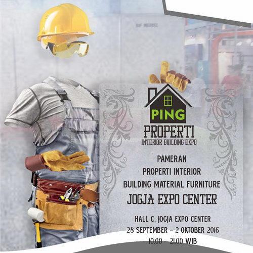Tinuku Property Interior Building (PING) Expo 2016, September 28