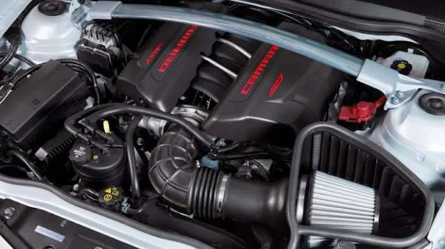 2017 Chevrolet COPO Camaro Engine