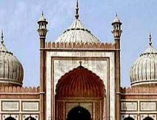 भारत की सबसे बड़ी मस्जिद  | India Ki Sabse Badi Masjid