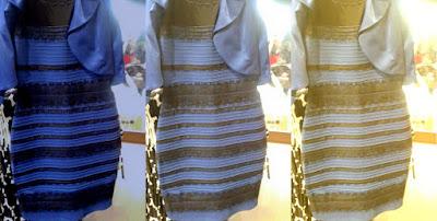 La polémica del vestido azul o blanco en la recopilacion de Maria Callizo Monge
