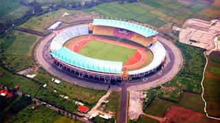 Stadion Si Jalak Harupat (SJH) Soreang Kabupaten Bandung