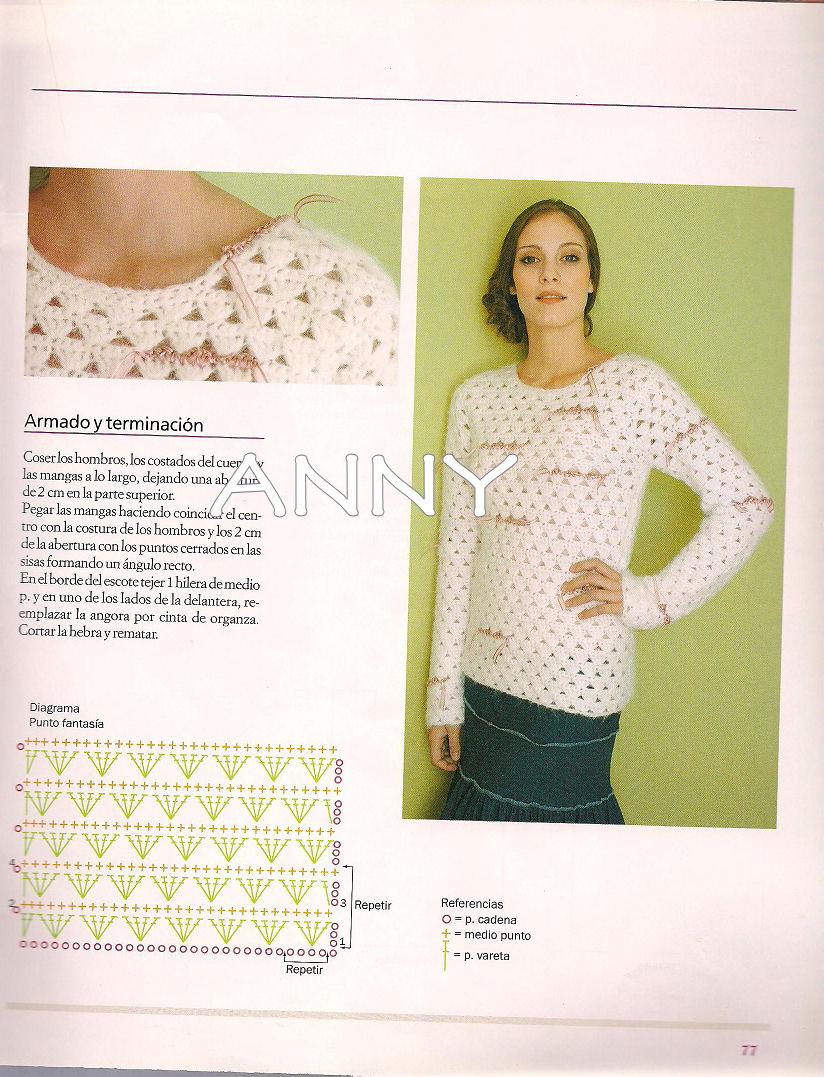 Revista gratis telar creativo - Revistas de crochet y tejidos gratis