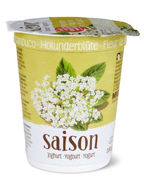 Migros Saison dairy products