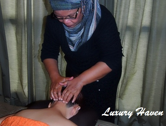 mustika nur post natal massage service