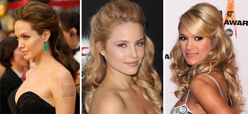 salonaddict. party hairstyles