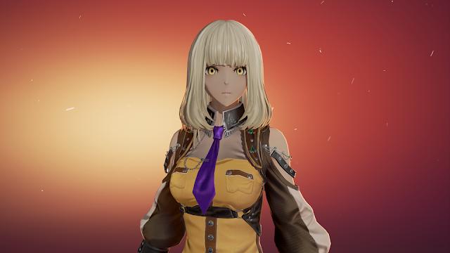Code Vein presenta su sistema de combate y dos nuevos personajes