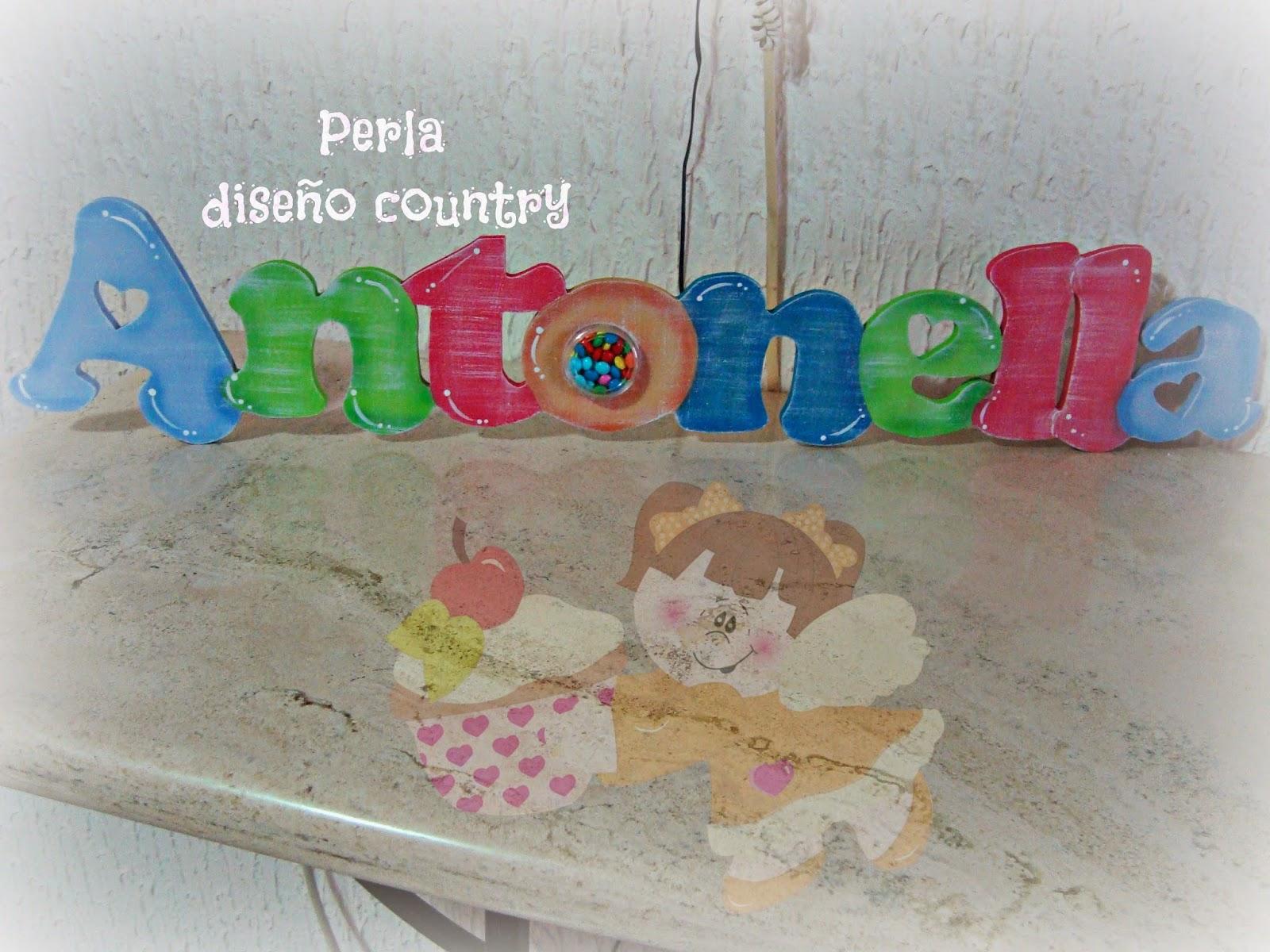 Lovecountrylove Nombres De Madera Country
